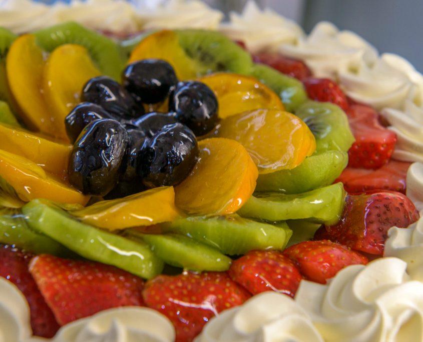 Fruit Italian Cake
